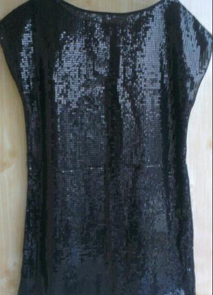 Платье пайетки george