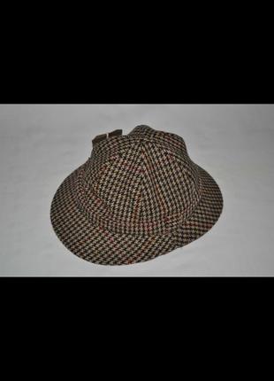 Твидовая шляпа glencroft tweed ghillie hat