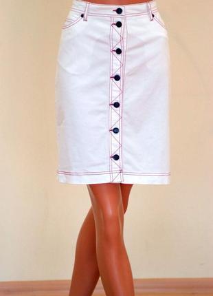 Стильная юбка м-л
