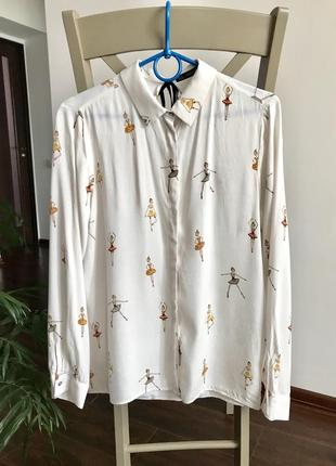 Милейшая блузочка блузка рубашка