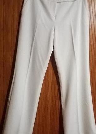 Класичні білі штани/брюки ap p m /40/175см