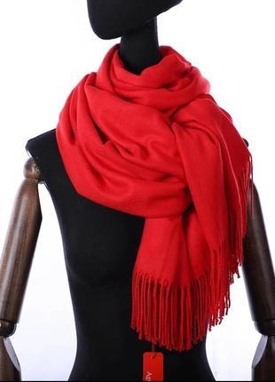 Кашемировый шарф платок