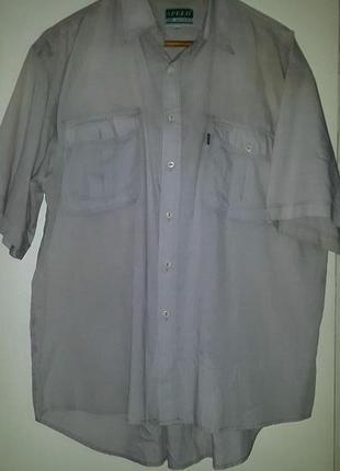 Стильная рубашка хорошего качества