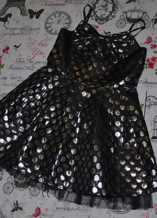 Очень красивое платье new look на 9-10 лет