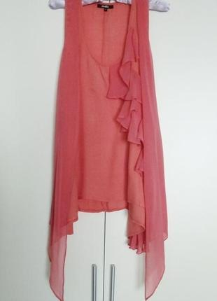 Роскошная легкая блуза-туника stella