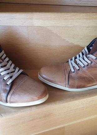 Мужские демисезонные ботинки andre