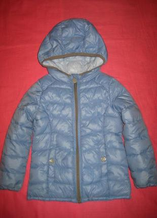Демисезонная курточка charles voegele на 3 года