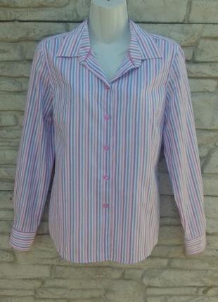 Распродажа!!! классная, стильная рубашка, блуза в полоску