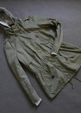 Женская куртка парка vero moda