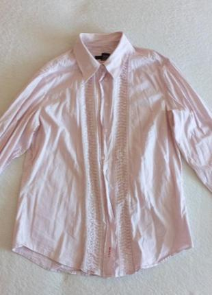 Рубашка-блузка gant