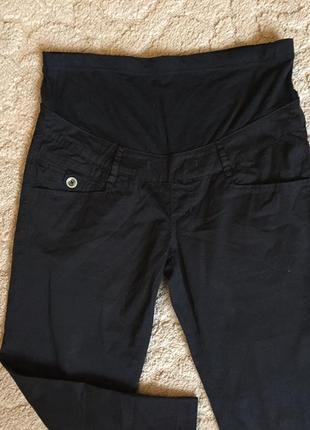 Супер джинсы-бриджи для беременных раз m