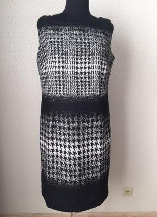 Классное офисное платье размер прим 50 укр, уважаемый немецкий бренд steilmann