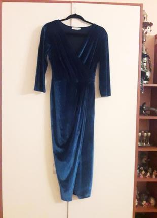Красивое платье на запах bodyform
