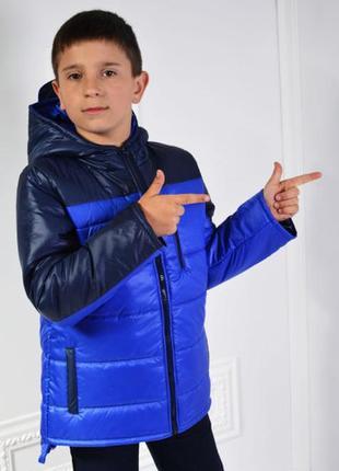 Куртка детская демисезонная 98,110,116,