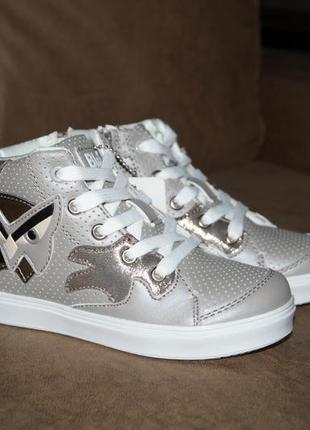 Крутые демисезонные ботинки tom.m.