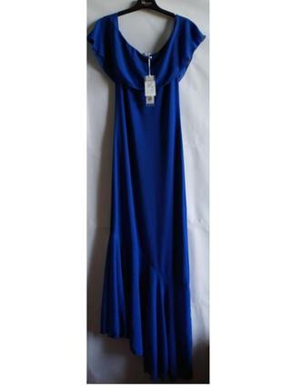 Платье макси длинное премиум бренда rinascimento оригинал европа италия