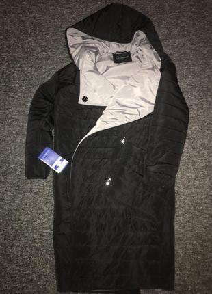 Новая куртка на тинсулейте, зима
