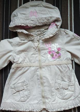 Парка курточка осінь-весна