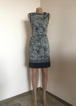 Платье короткое летнее
