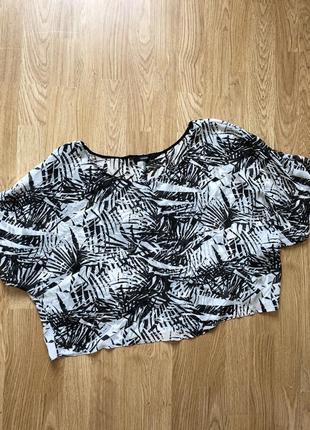 Легкая блуза george