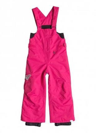 Зимний лыжный комбенизон для девочек от roxy (quicksilver)