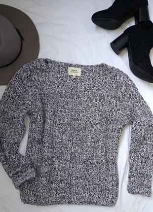 Серый свитер от papaya