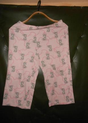 Пижамы бриджи