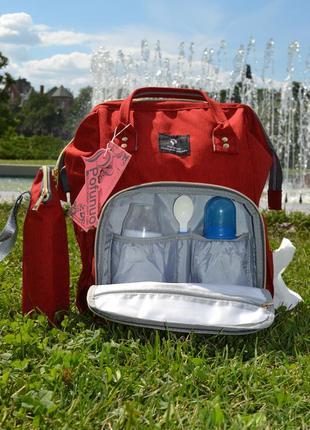 Распродажа!!!рюкзак для мамы с креплениям на коляску