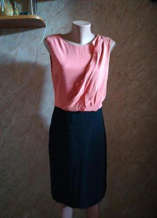 Шёлковое платье max&co, max mara