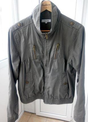 Куртка/ ветровка chicoree,100% коттон