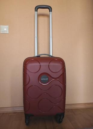 Дорожный чемодан спиннер, ручная кладь.