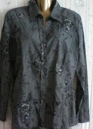 Блуза-рубашка фирмы mexx, разм.46-48