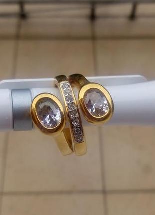 Шикарное кольцо philip zepter 17 р