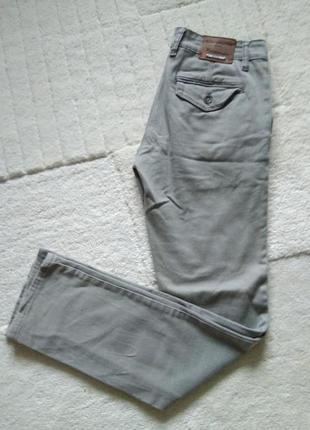 Джинсы стречевые котоновые брюки штаны женские светлые bonobo jeans 130 грн