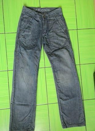 Прямые классические джинсы clp, 164 размер, 13-14 лет
