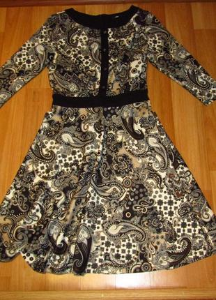 Стильное платье в состоянии новой вещи