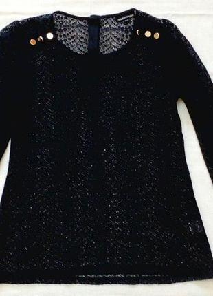 Сногсшибательная блузка! на отдых! на моря! uk 12