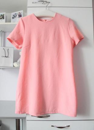 Персиково-розовое платье от cameo rose