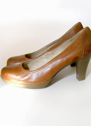 Туфли кожа 5th avenue, размер 40.