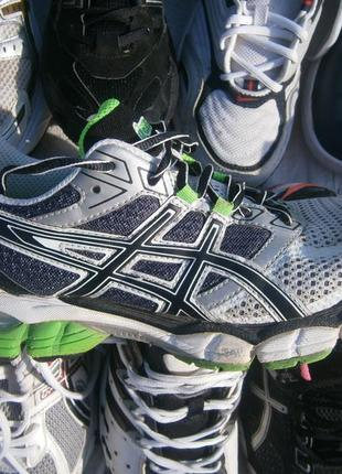 Кросівки беговые кроссовки asics t3d1n-0190