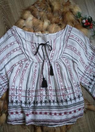 Блуза под вышивку от river island
