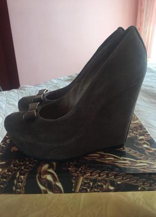 Замшевые туфли attizzare