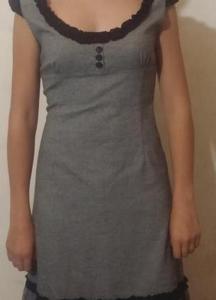 Платье, сарафан  42-44 размер или европейский 34 , xs