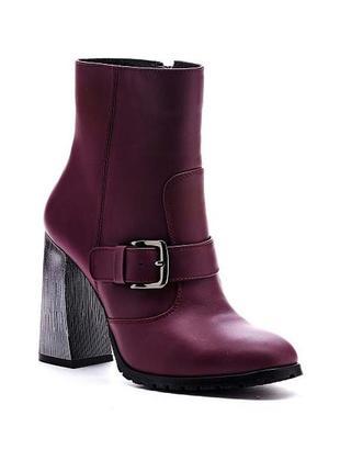 Женские ботинки modus vivеndi натуральная кожа 36-40р