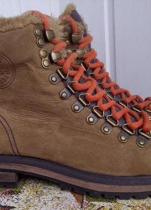 Утепленные ботинки landrover