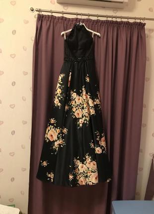 Вечернее платье cristal desing