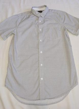 "Рубашка тениска "" river island "" 11 лет  146 см 100%котон"