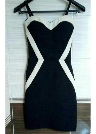 Бандажное платье, плаття,сукня