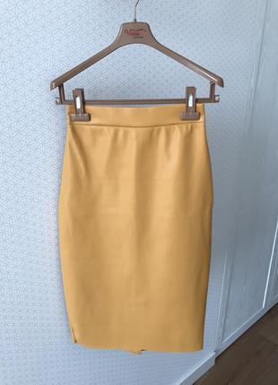 Продам юбку из качественной эко кожи+ цвета