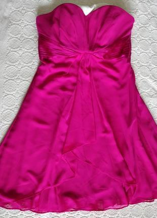 Вечірнє плаття з оздобленням шовк, шелк